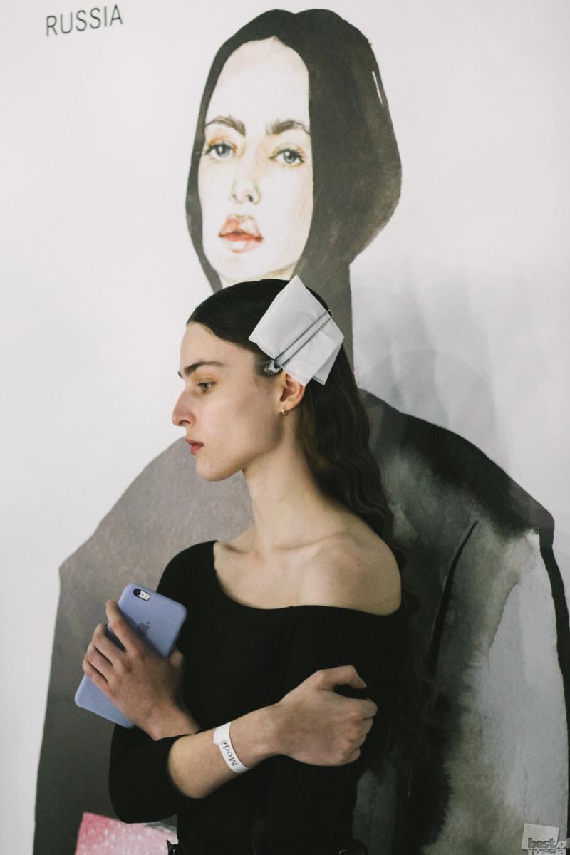 Мадонна со смартфоном