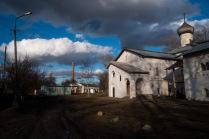 Старорусский Преображенский монастырь