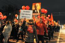 """Паломники"". 100 лет революции."