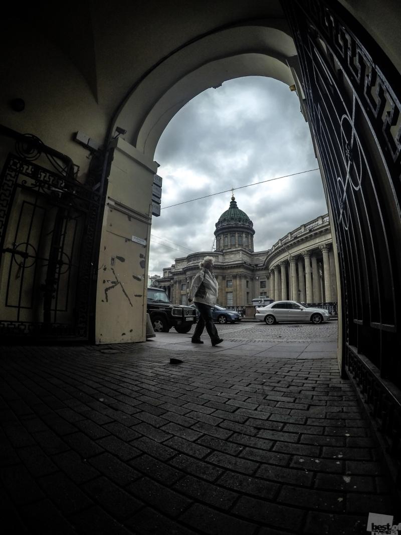 Из подворотен Петербурга