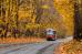 Осенний трамвай