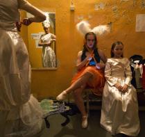 Королева, кролик и Алиса