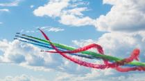 Эмиратские ястребы на МАКС-2017