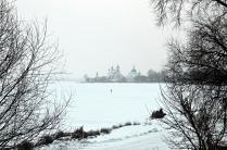 Один в русской зиме