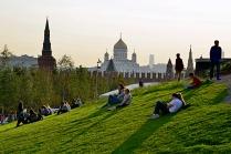 Новый парк, новый город, новые люди