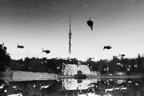 50 лет Останкинской телебашне