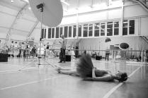 Отдых во время репетиции