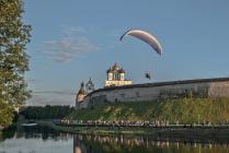 Пролетая над Псковой
