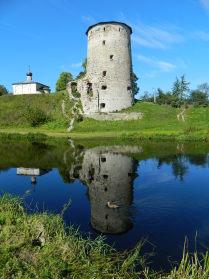 Псковские башни
