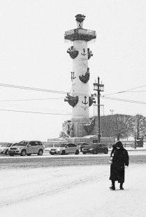 Тяжелая поступь зимы