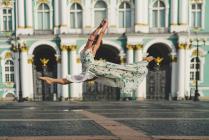 Утро в Петербурге