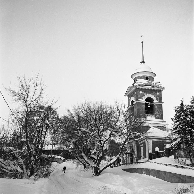Уфа, январь 17