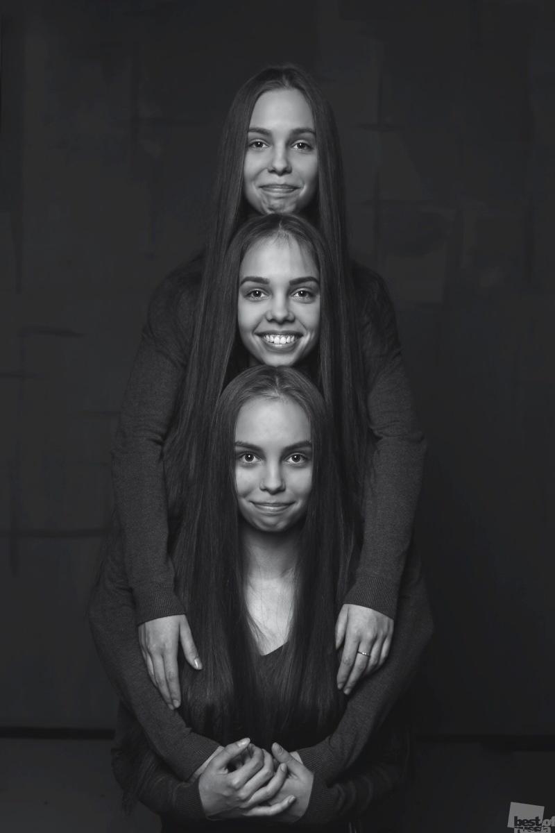 Тройняшки