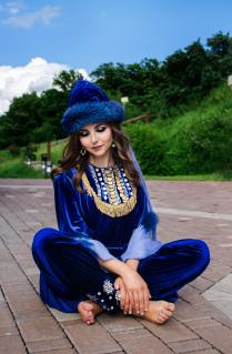 Болгарская красавица