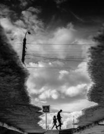 Отражение.