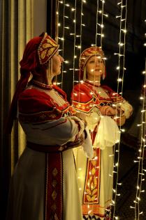 Волшебство русской души