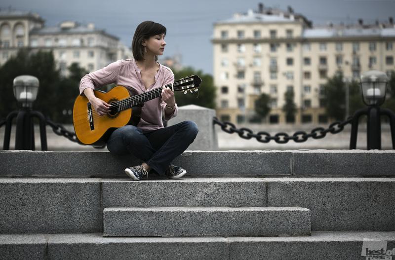 Музыка большого города