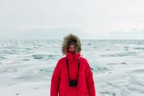 Среди льдов и снега