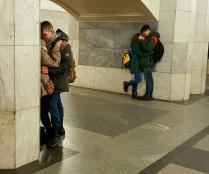 Романтика московского метро