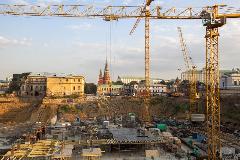 Москва. История и современность