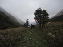 Прогулка в ущелье