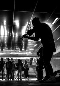Музыка в городе. Фестиваль.