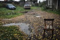 Осень в Ладоге