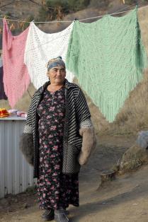 Дарящая тепло Кавказа