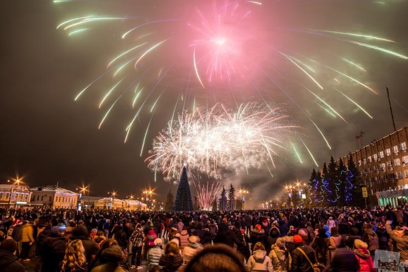 Новый Год к нам мчится, скоро все случится!