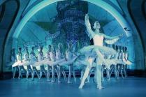Moscow underground ballet