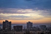 Будни города