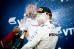 Победное шампанское на подиуме Формулы 1