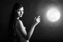 Маргарита и луна