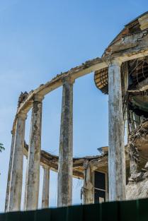 Потеря исторического наследния