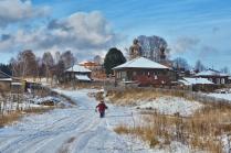 Простая деревенская жизнь