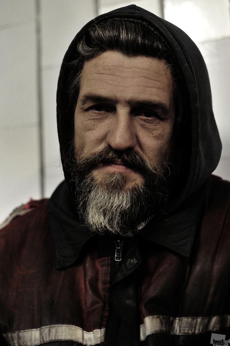 Портрет бродяги