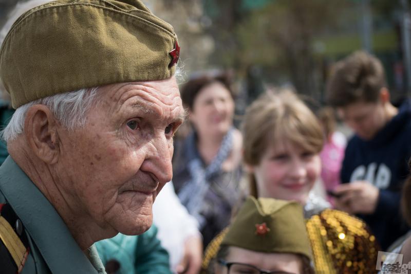 Гвардии сержант Кузнецов Владимир Александрович