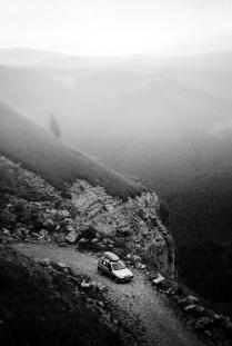 Где-то в горах Кавказа