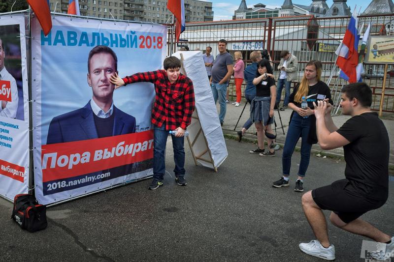 Митинг оппозиции-2