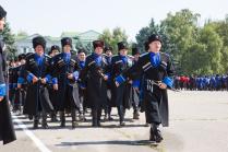 Терские казаки, хранители Северного Кавказа.