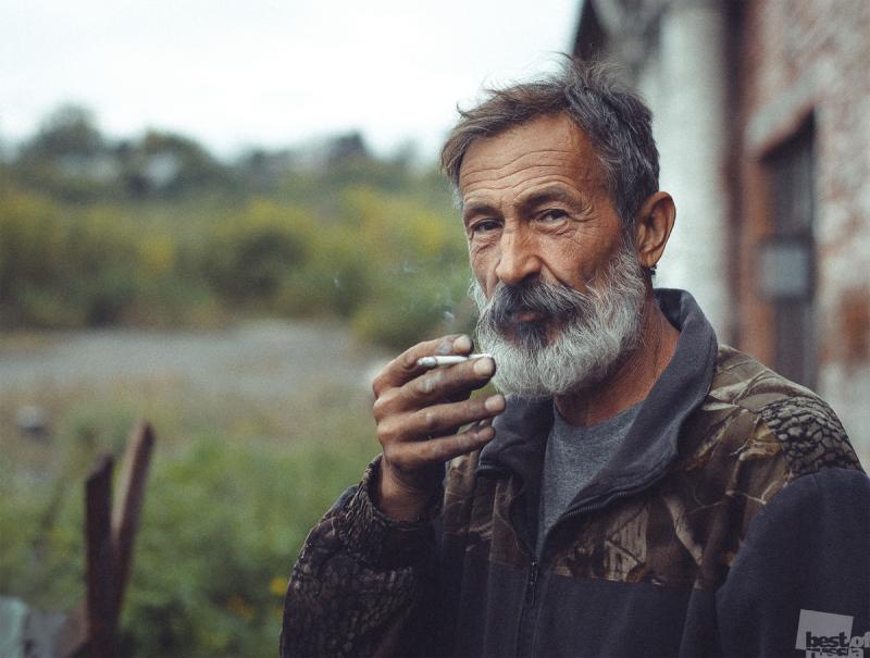 Мужской Портрет, Барнаул.