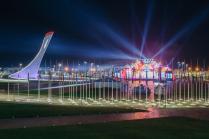 Открытие Всемирного фестиваля молодежи и студентов в Сочи