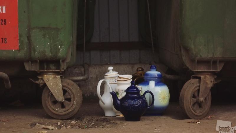 Чаепития не будет. Безумный кролик не пришел.