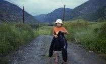 Алтайская девочка