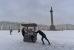 Утро на Дворцовой площади