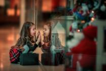 Ребенок и шопинг