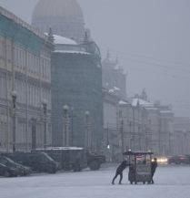 Петербургское утро