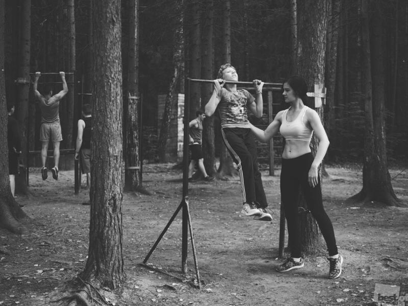 Уличная гимнастика