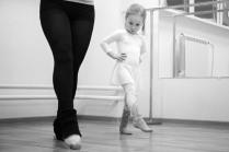 маленькая балерина