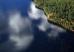 Вышли облака из берегов